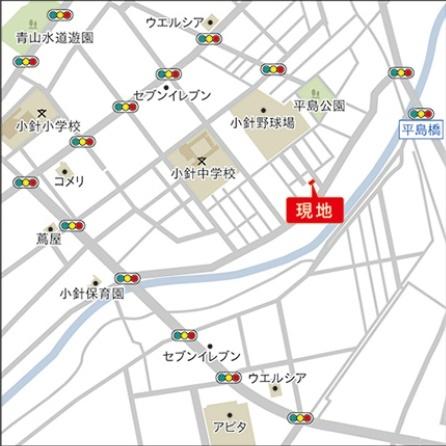 新潟市西区小針1丁目(新築一戸建て)