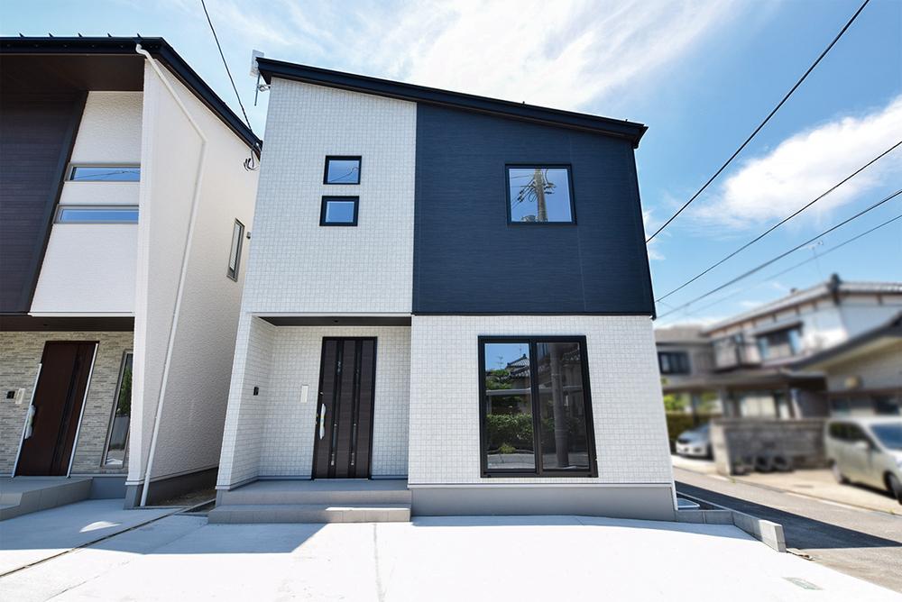 新潟市中央区和合町3丁目B棟(新築一戸建て)