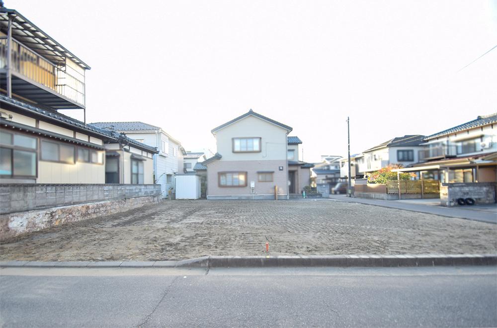 新潟市中央区和合町3丁目(新築一戸建て)