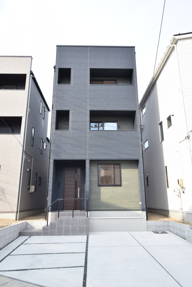 新潟市西区平島3丁目B棟(新築一戸建て)